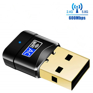 AC600M USB2.0 Dual Band Wireless Adapter