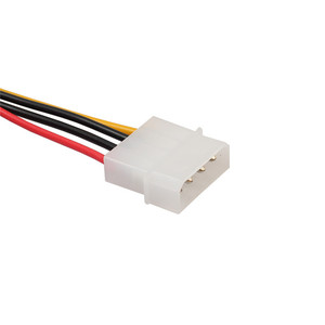 Molex Extension Cable 4 Pin 5.25 Male to Female IDE PSU Internal PC Power
