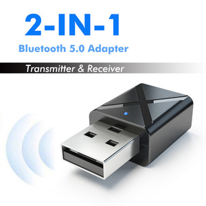 2-in-1 Bluetooth 5.0 Transmitter & Receiver  Adapter