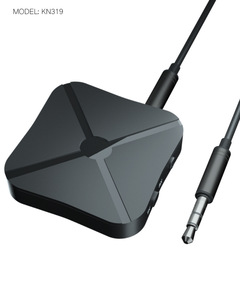 2-in-1 Bluetooth 4.2 Transmitter & Receiver With Audio Cable